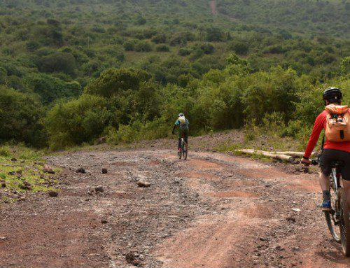 Cycling to be promoted on Kilimanjaro!